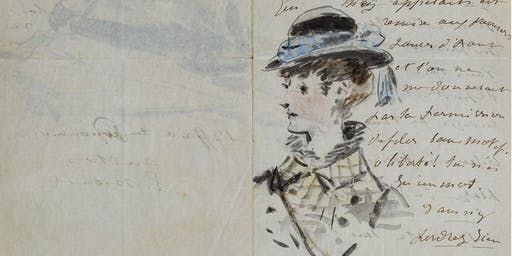 Manet and Modern Beauty at the Getty Center: Afternoon