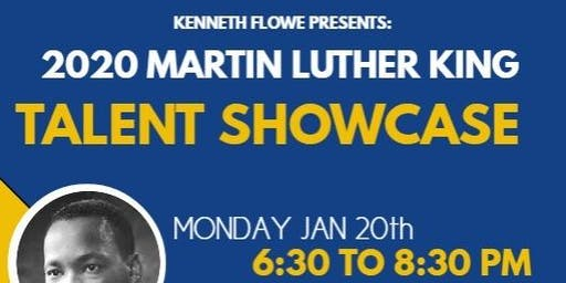 2020 Martin Luther King Day Talent Show of Boulder