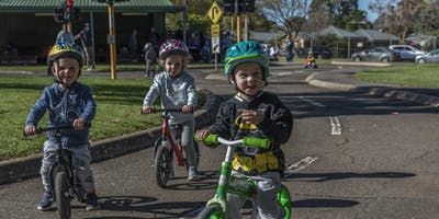 Little tikes on bikes - Friday Term 4 2019
