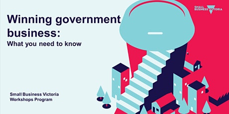 Winning government business: What you need to know tickets