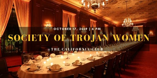 USC Alumni Association Society of Trojan Women at The California Club