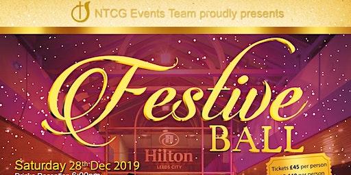 NTCG LEEDS - A FESTIVE BALL 2019