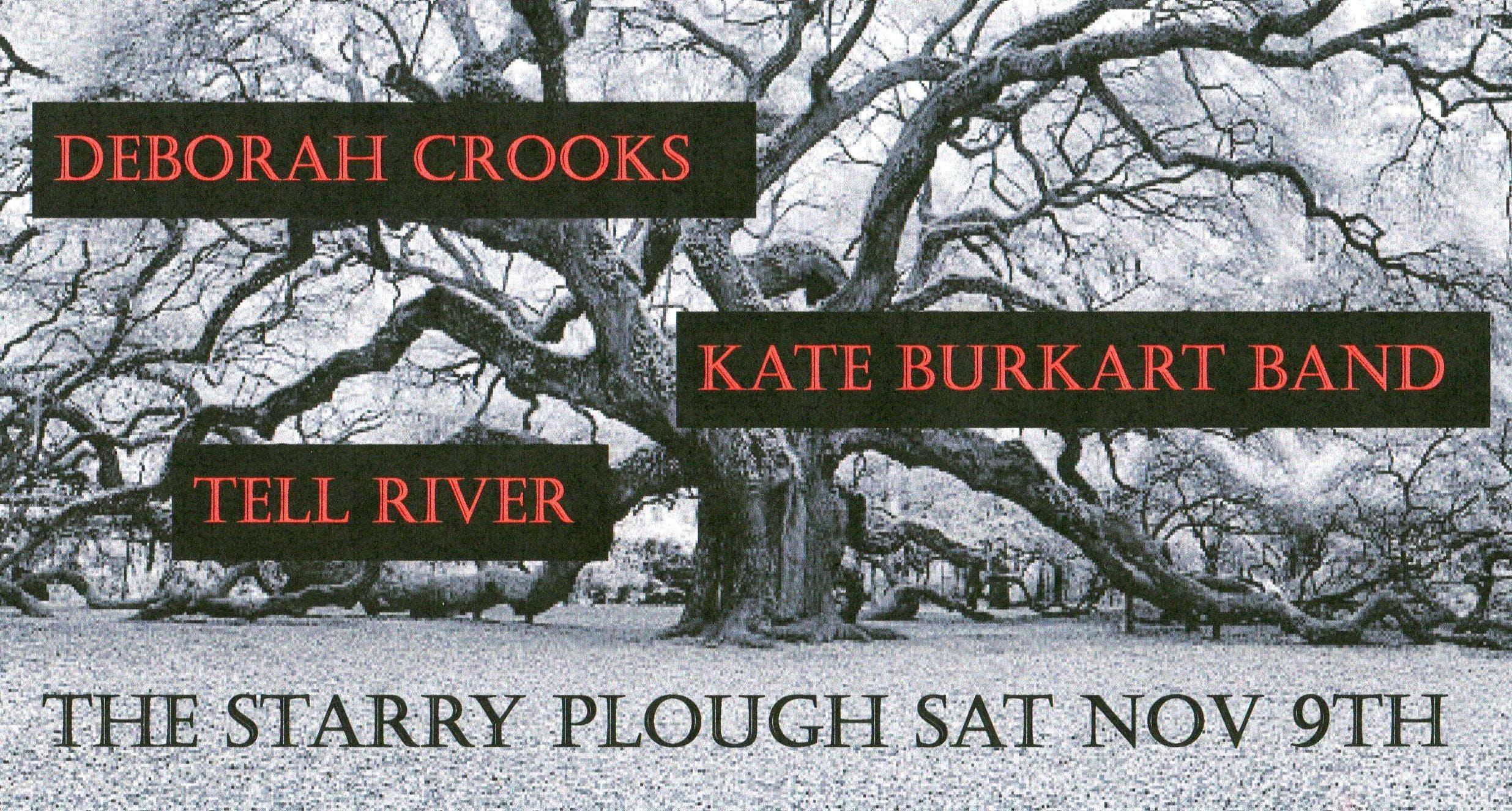 Tell River, Kate Burkart, Deborah Crooks