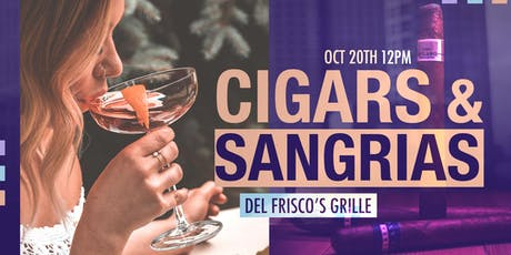 Vibrations Presents Cigars & Sangria - A Soulful Day Party tickets