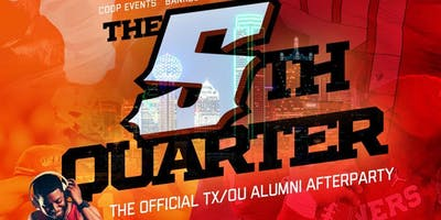 The 5th Quarter: BEST Official TX OU Afterparty