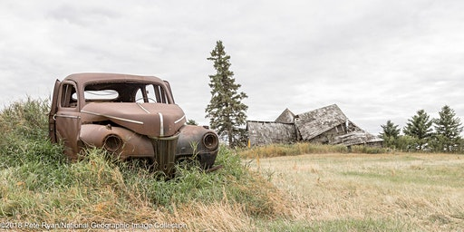Photographing Saskatchewan: Classic Ghost Towns