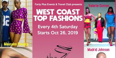 WEST COAST TOP FASHIONS tickets