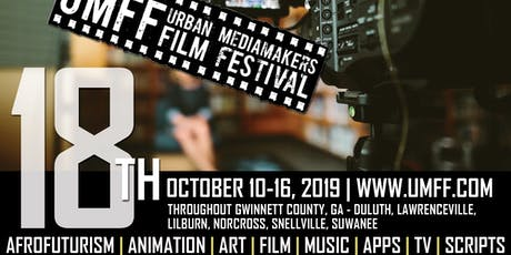 Urban Mediamakers Film Festival 2019 :: 18th Edition tickets