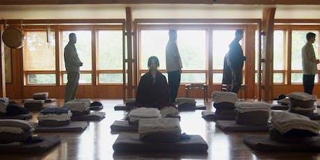 Seven Day Residential Zen Meditation Retreat tickets
