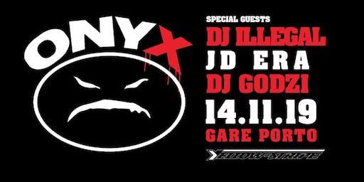 ONYX  &  Ras Kass Live in Porto