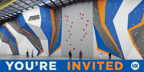 Xtreme Climb Launch tickets