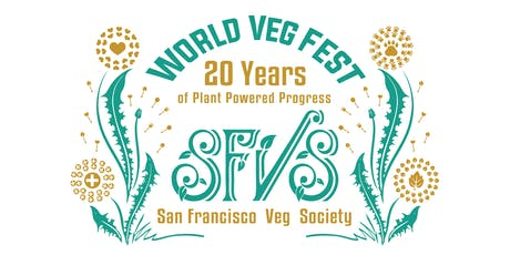 20th Annual World Veg Fest tickets