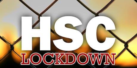 HSC Lockdown @ Bega Library tickets