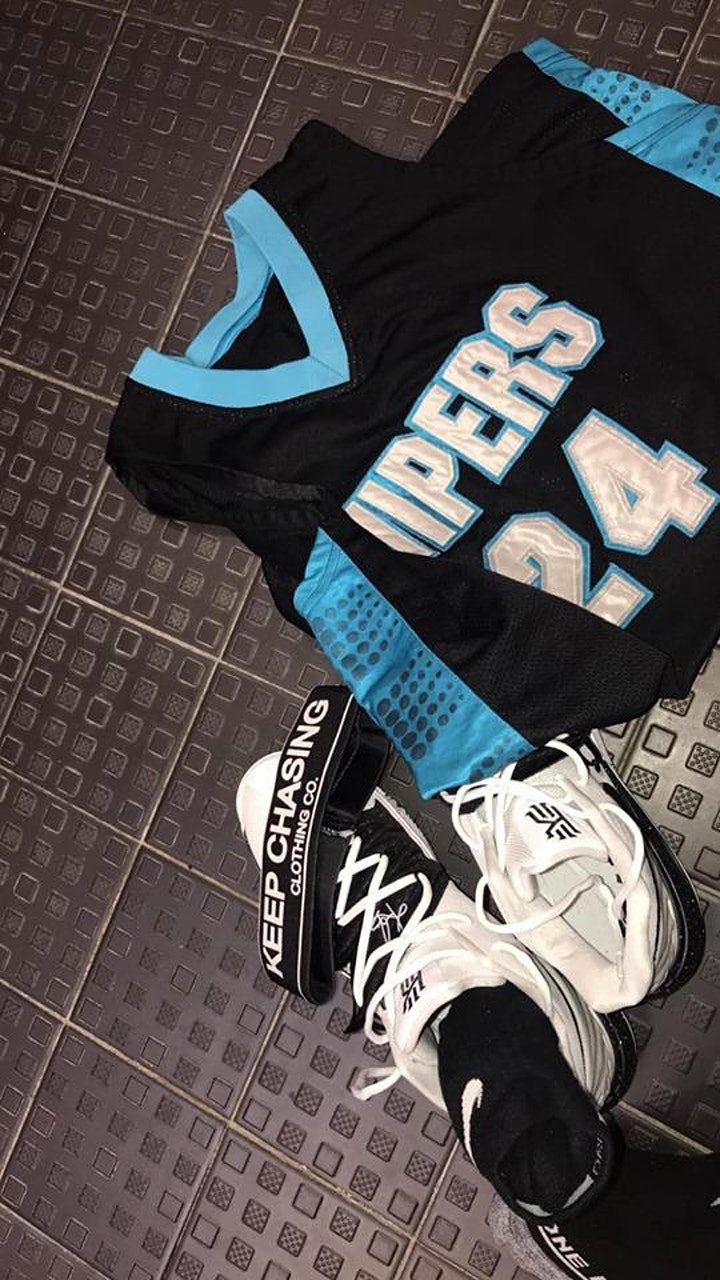 Dec 8th - Vipers Pro Basketball  Vs  Southern Illinois Monarchs image