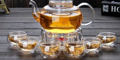 Communi-Tea: Tea Party and Halloween Ritual tickets