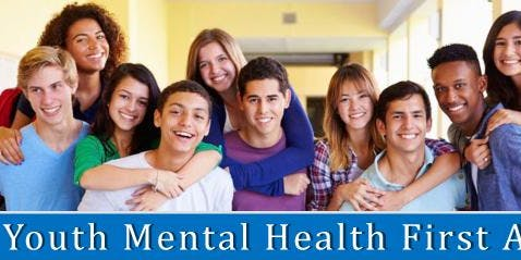 Youth Mental Health First Aid Training 01.15.2020