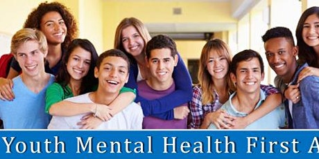 Youth Mental Health First Aid Training 05.13.2020 tickets