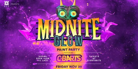 Midnite Glow: Summer Paint Party tickets