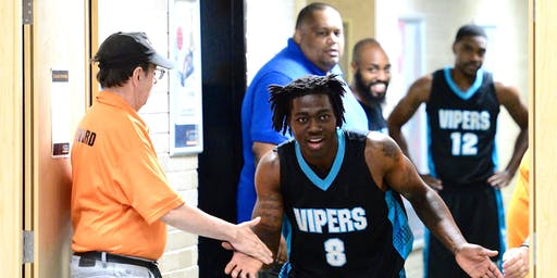 Jan 12th  - Vipers Pro Basketball  Vs  Indiana Lyons