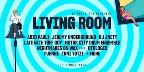 Living Room Festival 2019 tickets