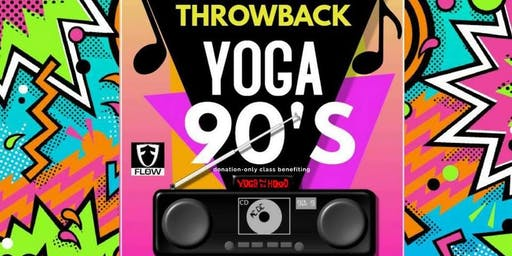 Bumpin' Owl Power Yoga Class- 90's Hits!