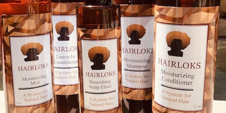 A Natural Woman: HAIRLOKS Product Launch tickets