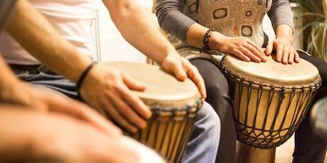 Social Drumming Program: Mascot tickets