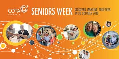 Seniors Week - Tour of the library @ Launceston Library