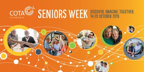 Seniors Week - Tour of the library @ Launceston Library tickets