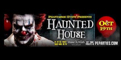 Halloween Haunted House at Spooktacular October Fest