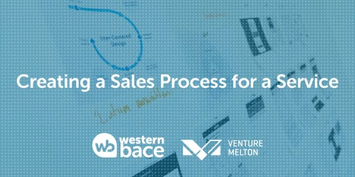 Creating a Sales Process for a Service