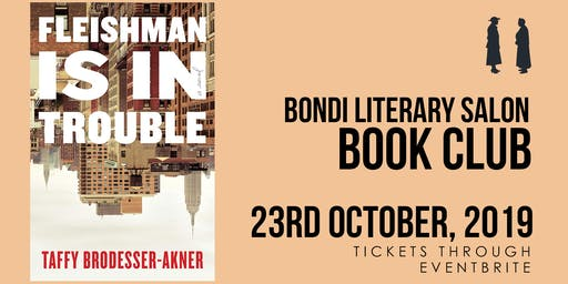 BONDI LITERARY SALON, 23RD OCTOBER 2019