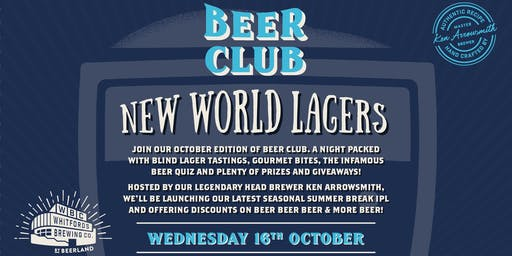 Beer Club - New World Lagers