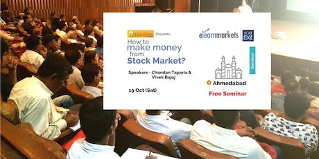 FREE Seminar on How to Make Money from Stock Market? tickets