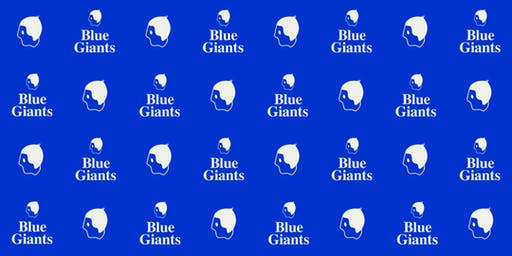 Blue Giants #1
