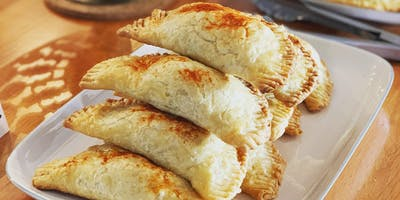 PIE SCHOOL: Sweet and Savory Hand Pies