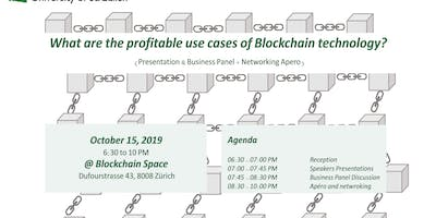 What are the profitable use cases of Blockchain technology?