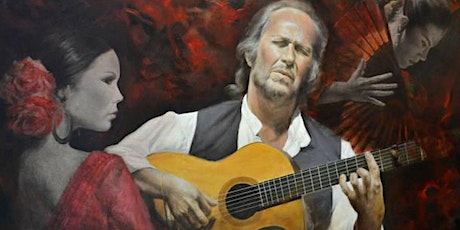 Gypsy Flamenco: Gabriel Hermida Plays Paco de Lucia tickets