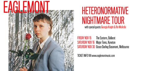 EAGLEMONT (SINGLE LAUNCH) tickets