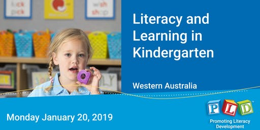 Literacy and Learning in Kindergarten January 2020