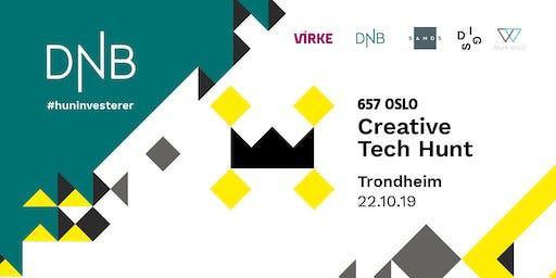 CreativeTech Hunt x DNB #huninvesterer @DIGS