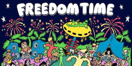 FREEDOM TIME - NYE - 2019/20 tickets