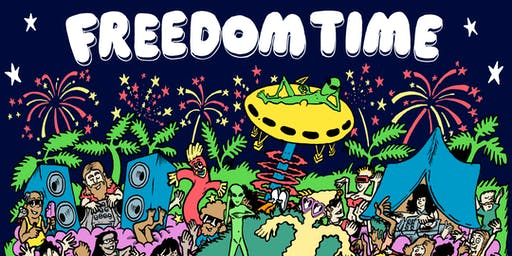 FREEDOM TIME - NYE - 2019/20