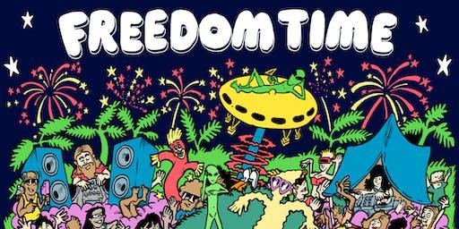 FREEDOM TIME - NYE - 2019/20