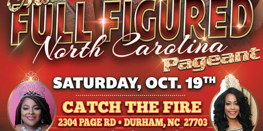 5th Annual Ms. Full-Figured NC Pageant