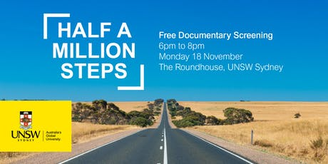 Half a Million Steps: Documentary Screening tickets