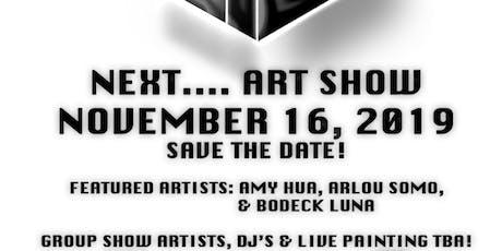 Garage Gallery November Art Show tickets