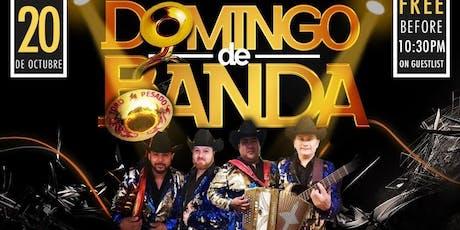 DOMINGOS DE BANDA with GRUPO TORO PESADO   SEVILLA SD tickets