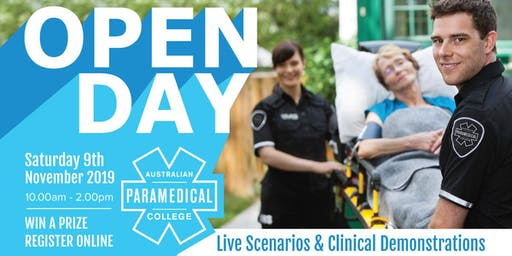 Open Day - Australian Paramedical College