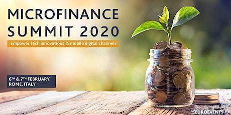 Microfinance Summit 2020 tickets